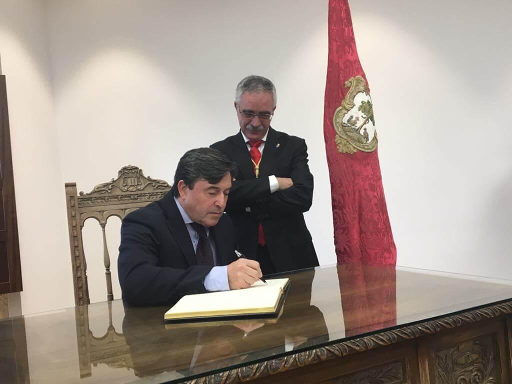 Inaugurado el recién rehabilitado edificio del Corregimiento de Santo Domingo de la Calzada 6