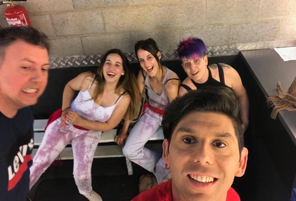 José María Jiménez representará a Haro en la gran final del especial de fiestas de '¡Ahora caigo!' 4