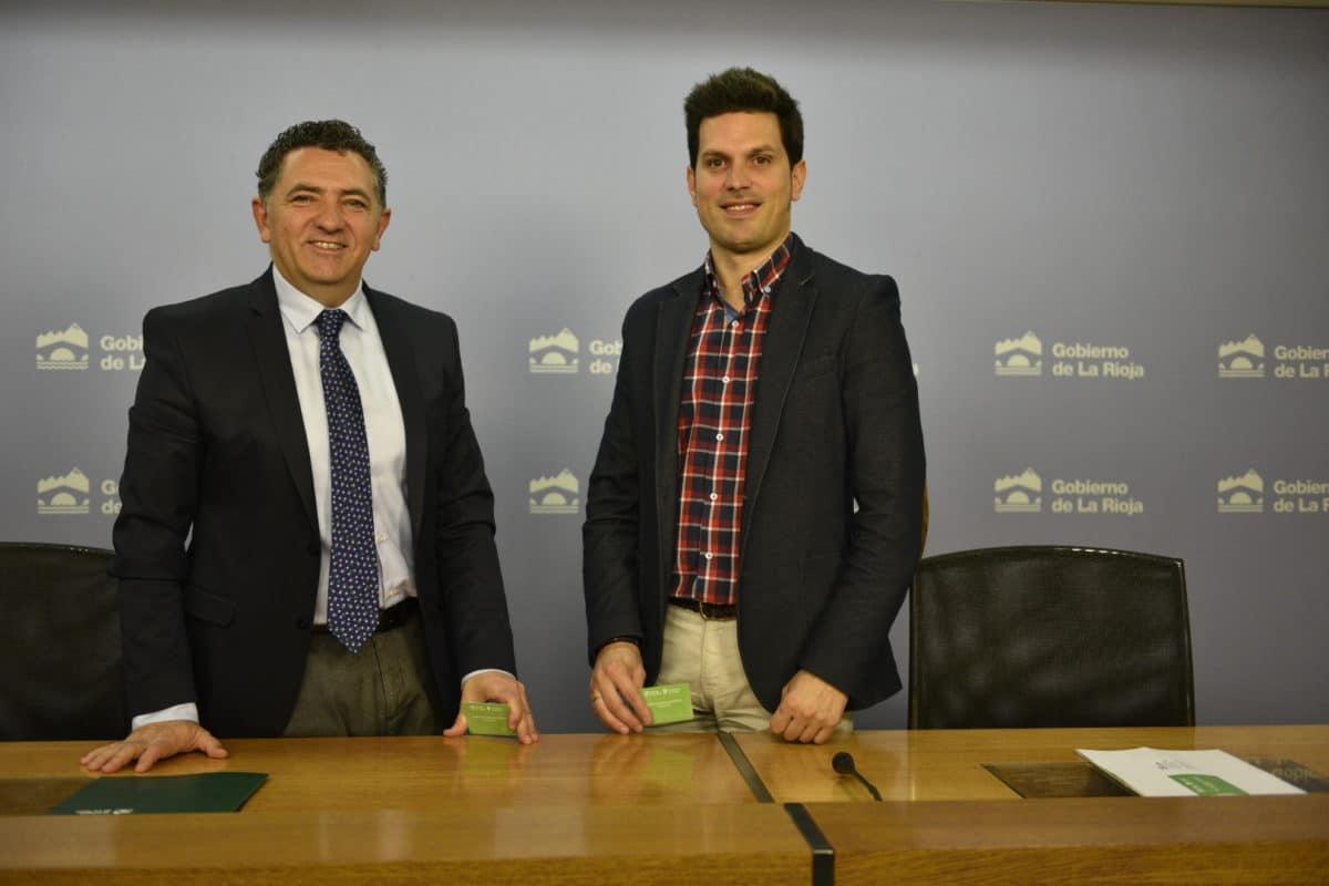 La nueva tarjeta de transporte beneficia a cerca de 900 estudiantes en La Rioja 1