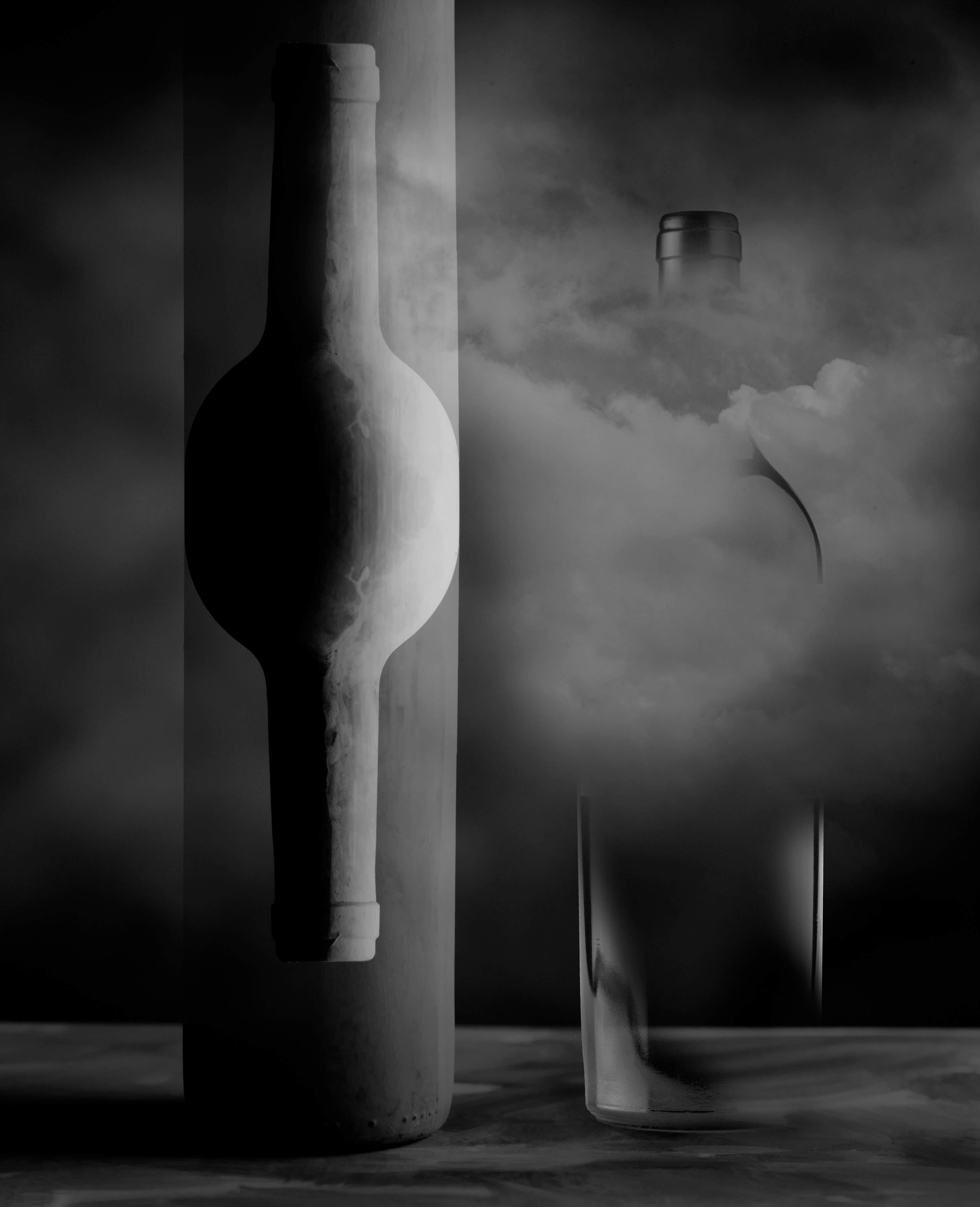 La obra 'Cuéntame' de Javier Muro, primer premio del XX Concurso de Fotografía de El Rioja y los 5 Sentidos 1