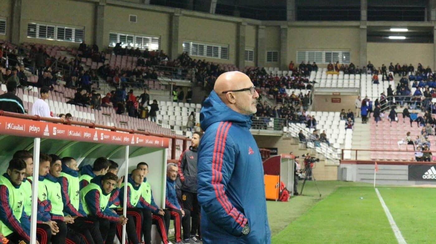 La Sub-21 de Luis de la Fuente remonta y golea en Las Gaunas 16