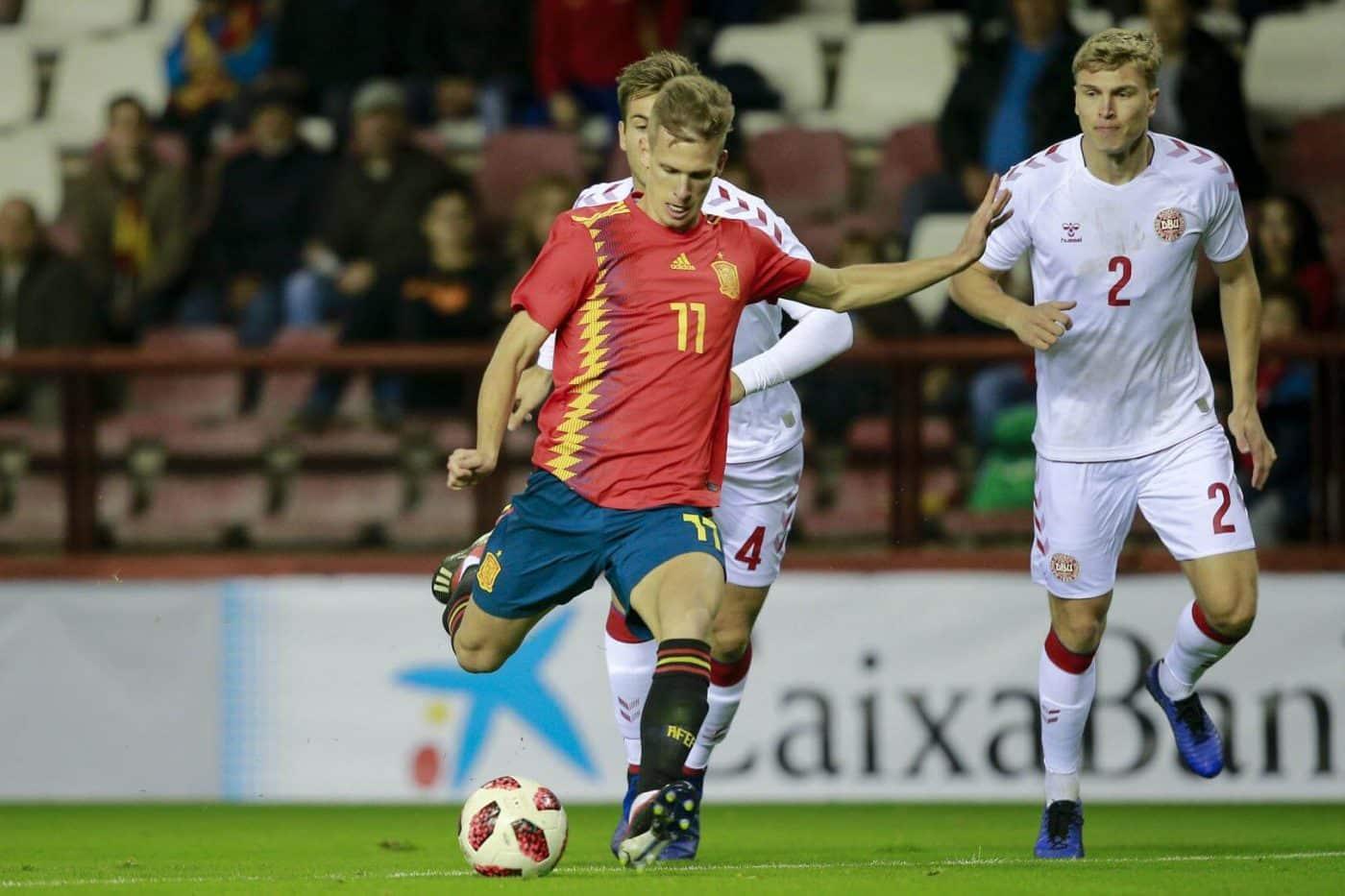 La Sub-21 de Luis de la Fuente remonta y golea en Las Gaunas 26