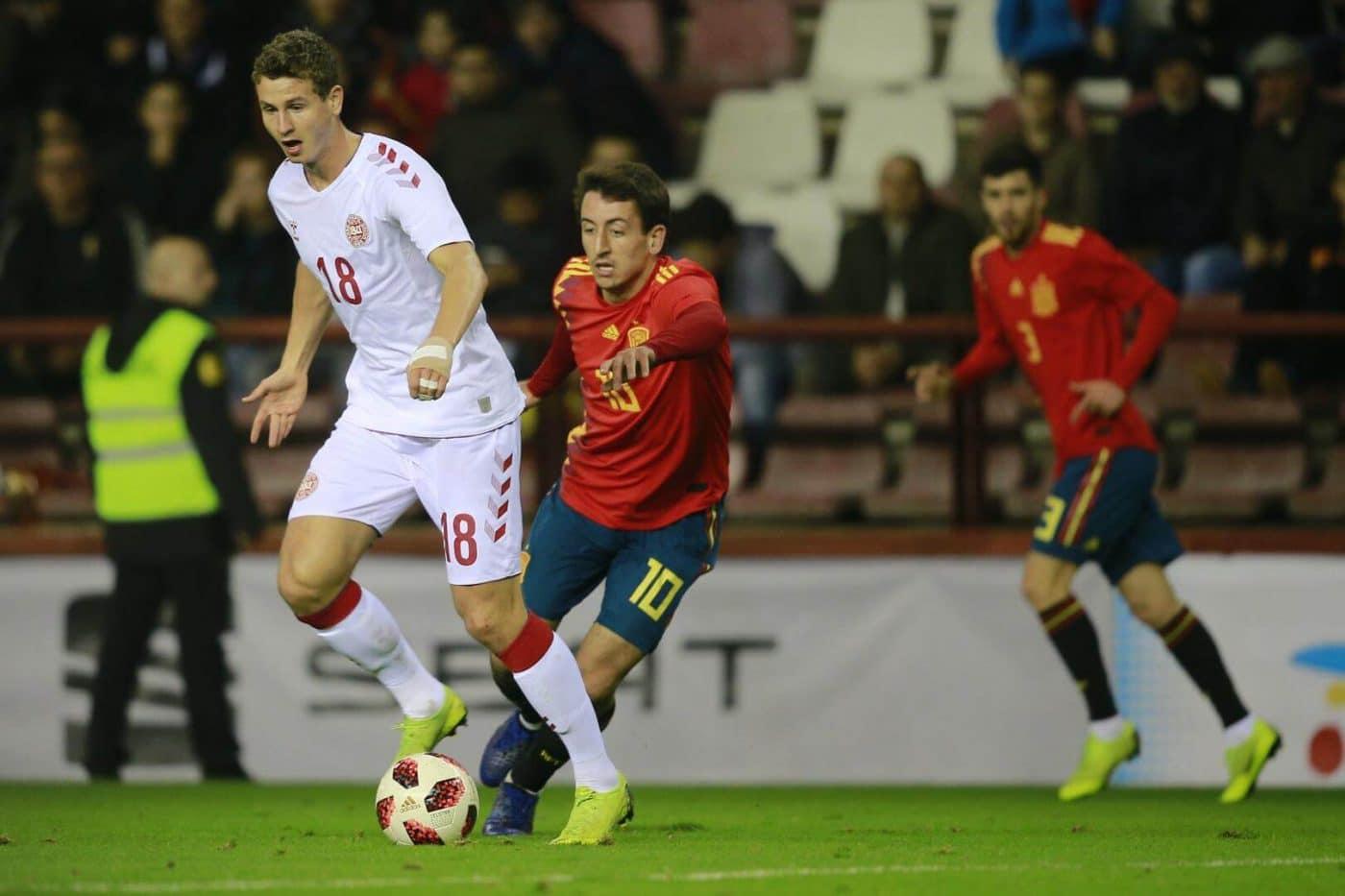 La Sub-21 de Luis de la Fuente remonta y golea en Las Gaunas 27