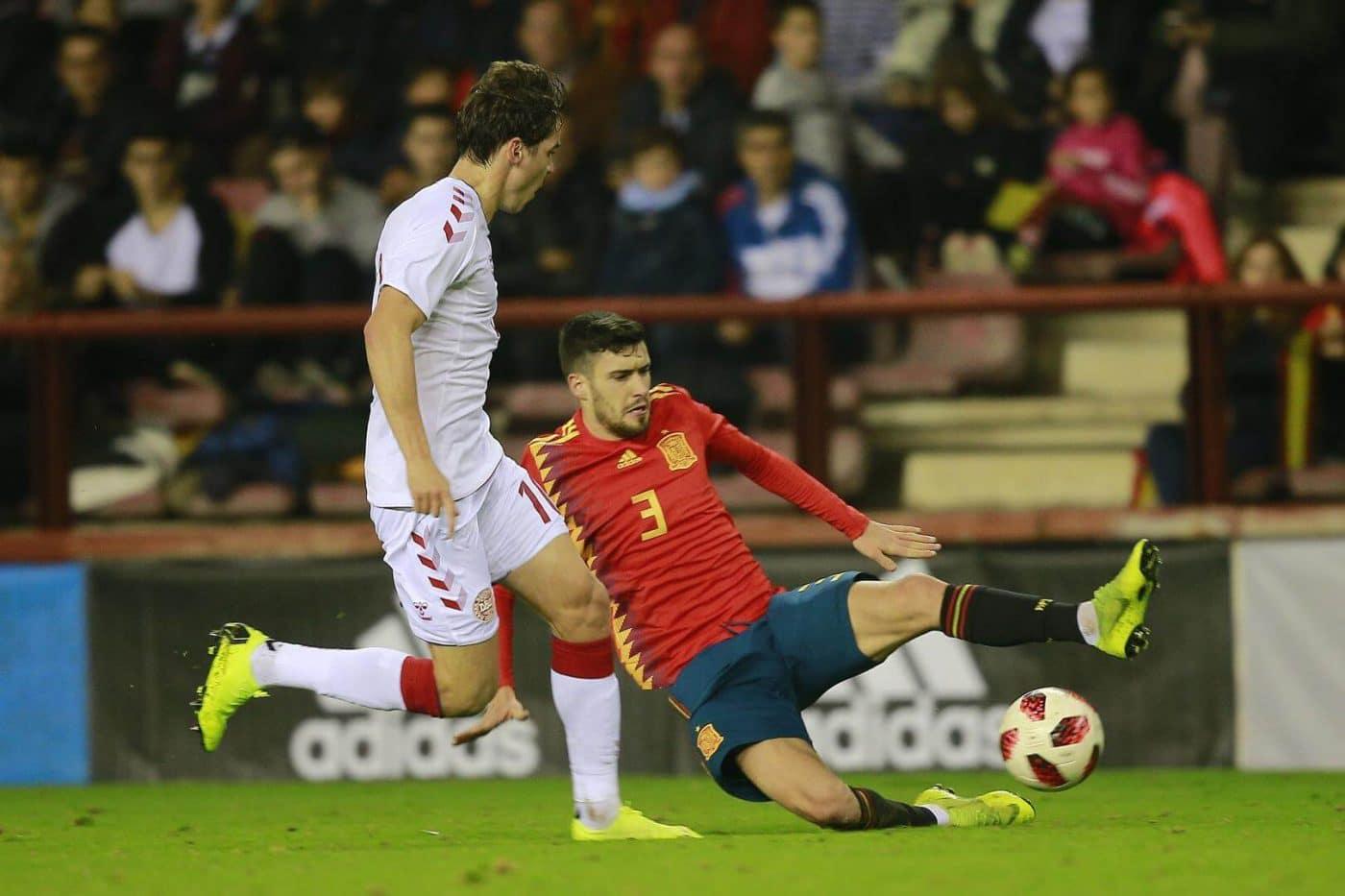 La Sub-21 de Luis de la Fuente remonta y golea en Las Gaunas 28