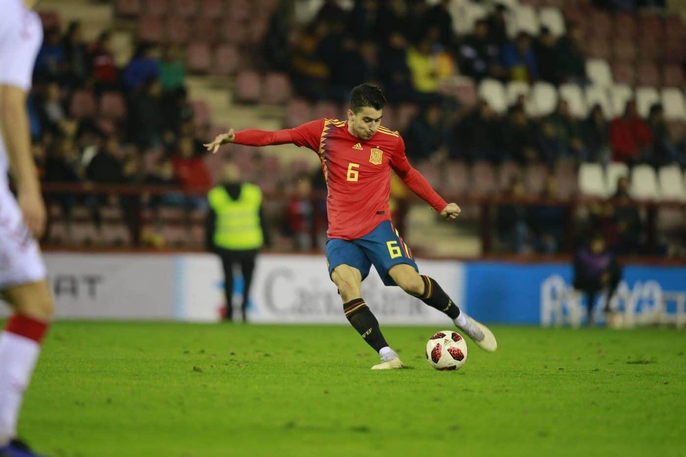 La Sub-21 de Luis de la Fuente remonta y golea en Las Gaunas 30