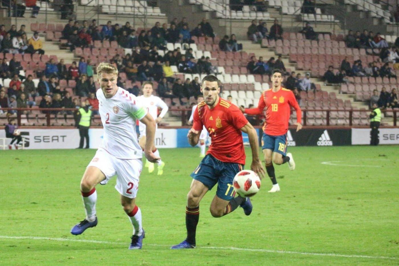 La Sub-21 de Luis de la Fuente remonta y golea en Las Gaunas 4