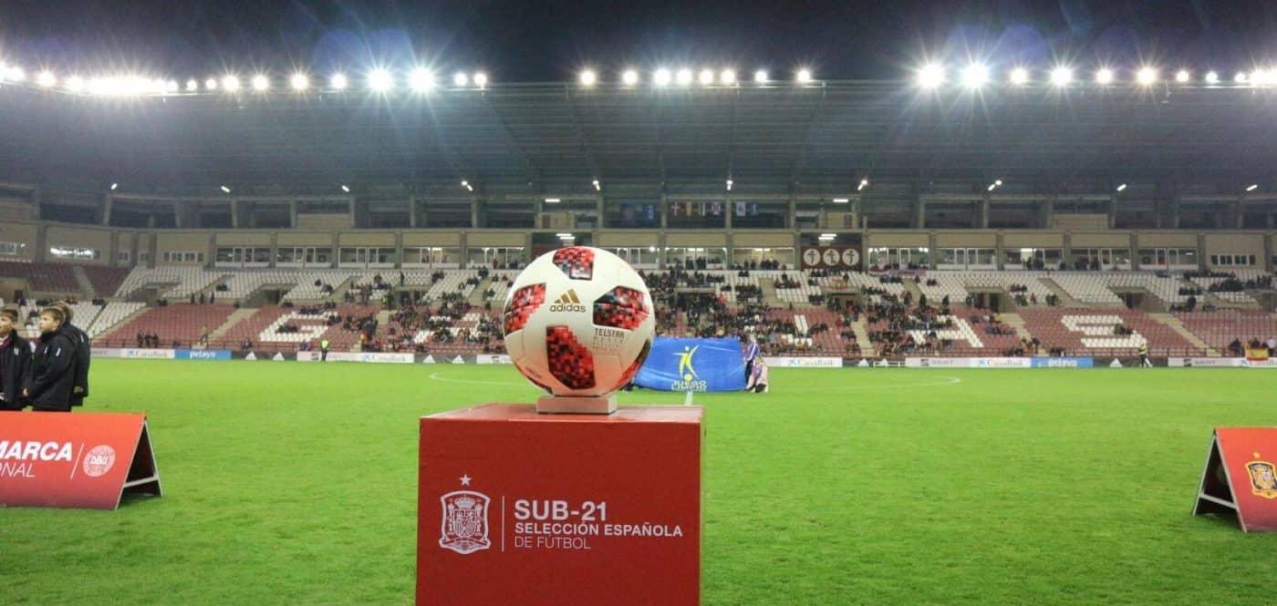 La Sub-21 de Luis de la Fuente remonta y golea en Las Gaunas 8