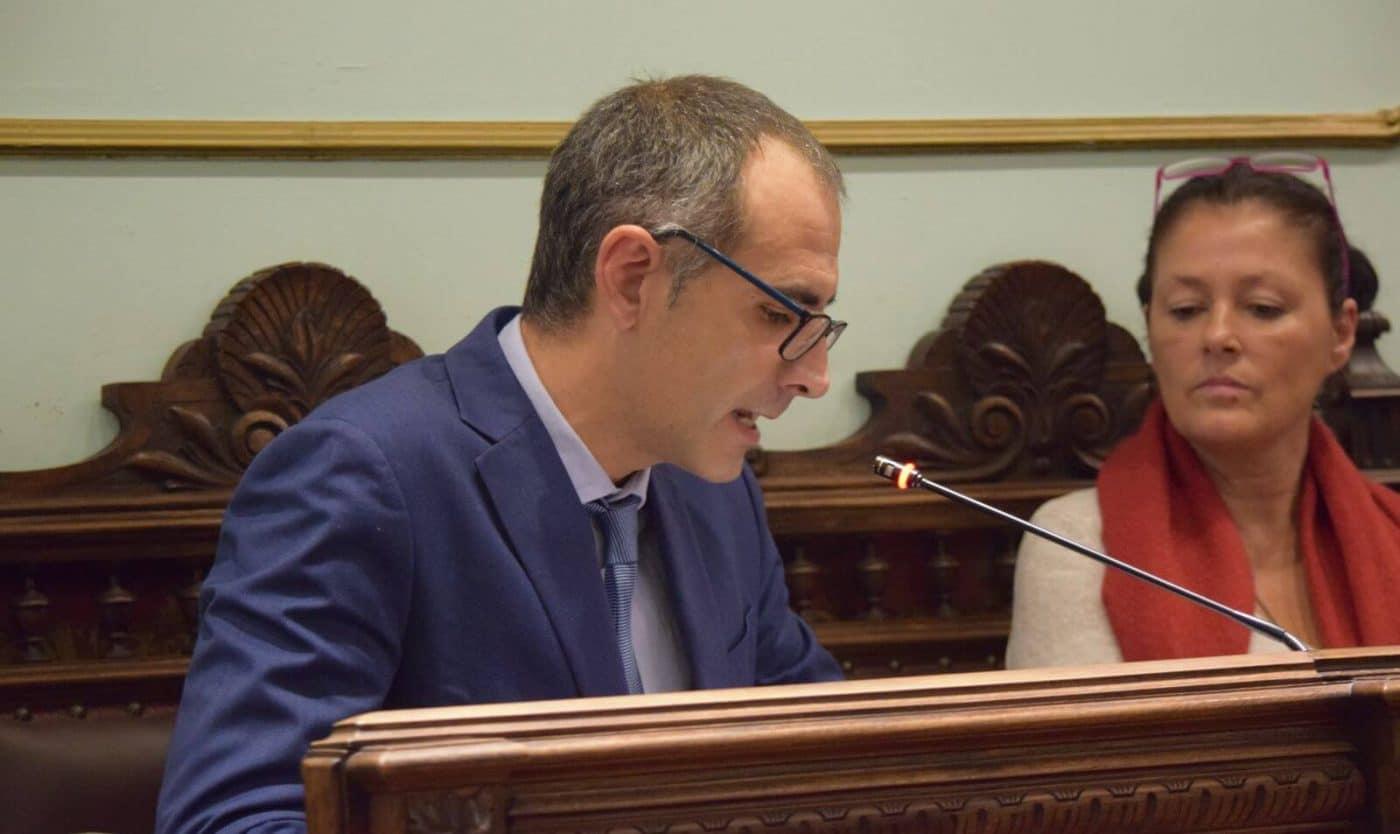 """Redondo asegura que las obras del vestuario de El Ferial """"están terminadas"""" y que se hará uso de la instalación """"cuanto antes"""" 1"""