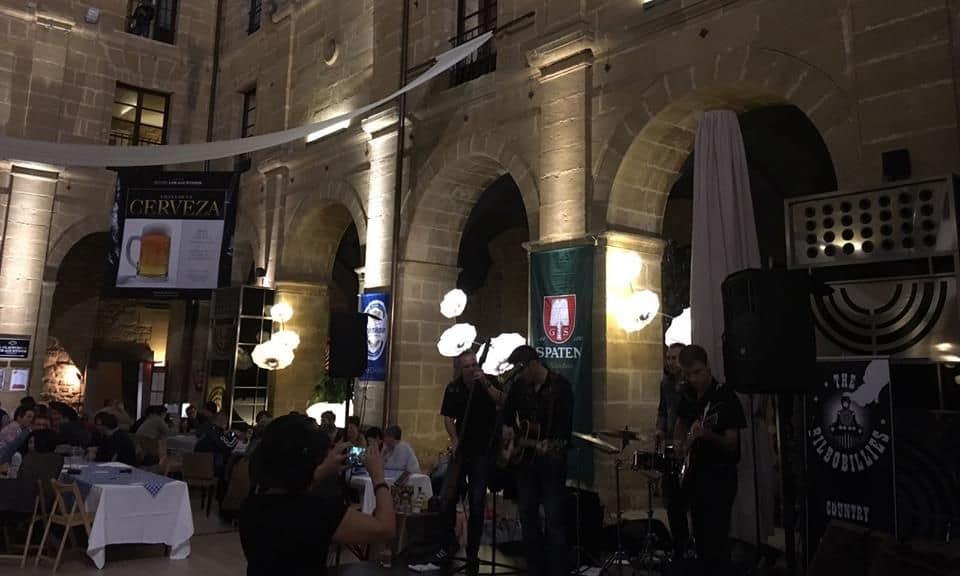 Un año más vuelve la Fiesta de la Cerveza a Haro gracias al Hotel Los Agustinos 1