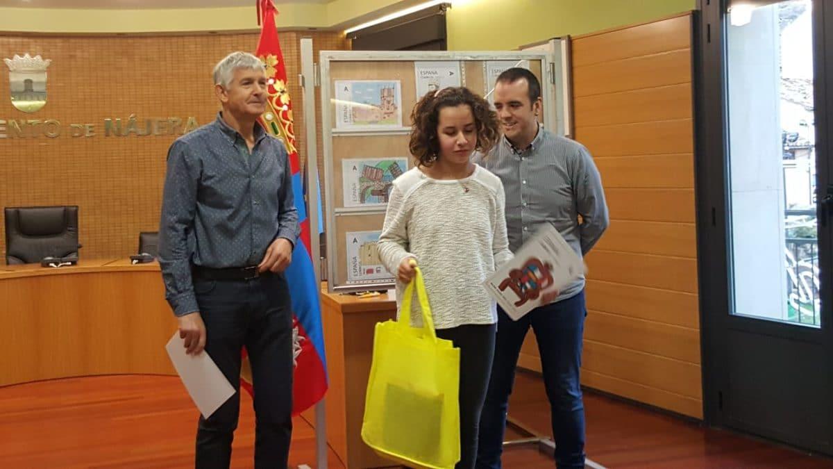 Acona entrega en Nájera los premios del IV Concurso 'Dibuja tu sello' 3