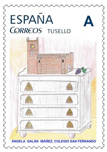 Acona entrega en Nájera los premios del IV Concurso 'Dibuja tu sello' 4