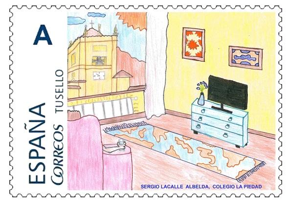 Acona entrega en Nájera los premios del IV Concurso 'Dibuja tu sello' 5