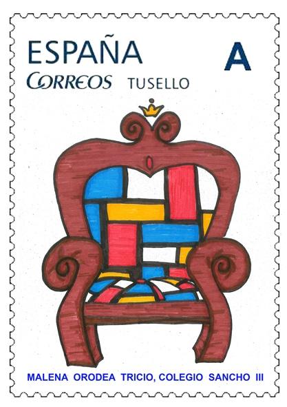 Acona entrega en Nájera los premios del IV Concurso 'Dibuja tu sello' 6
