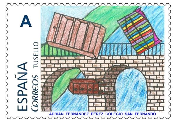 Acona entrega en Nájera los premios del IV Concurso 'Dibuja tu sello' 7