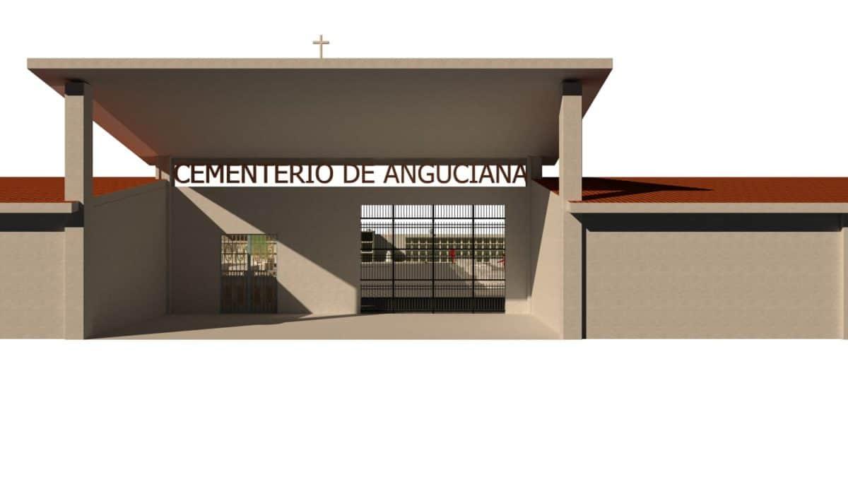 Anguciana ampliará el cementerio en 2019 1