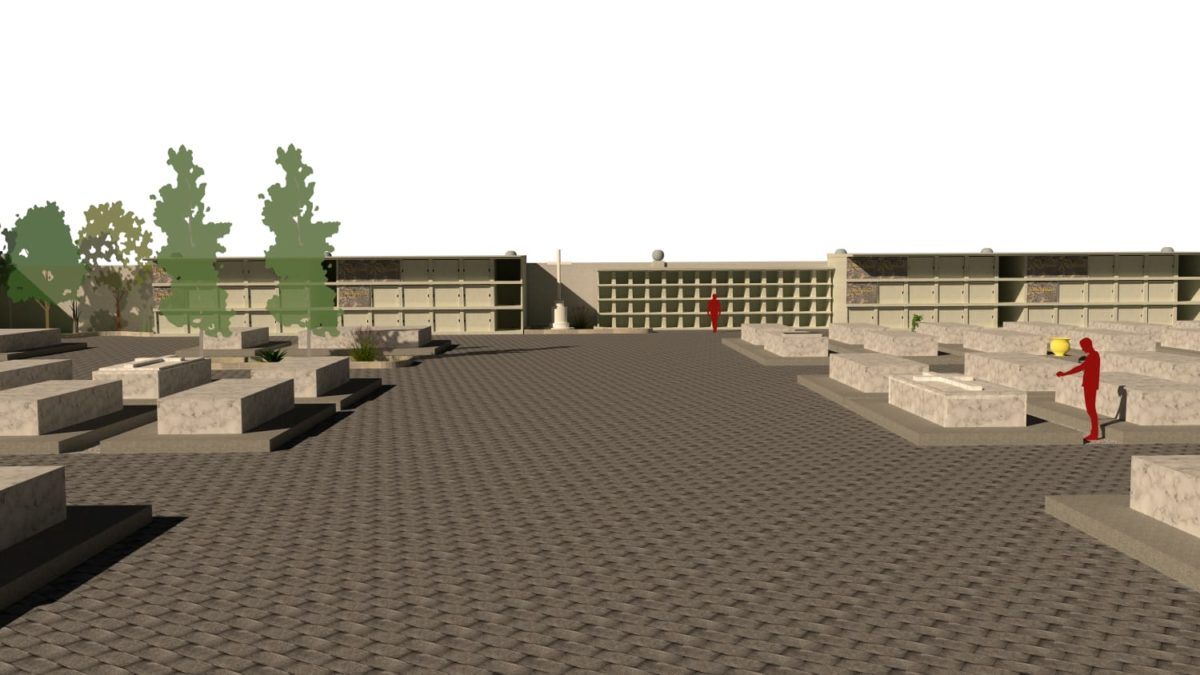 Anguciana ampliará el cementerio en 2019 2