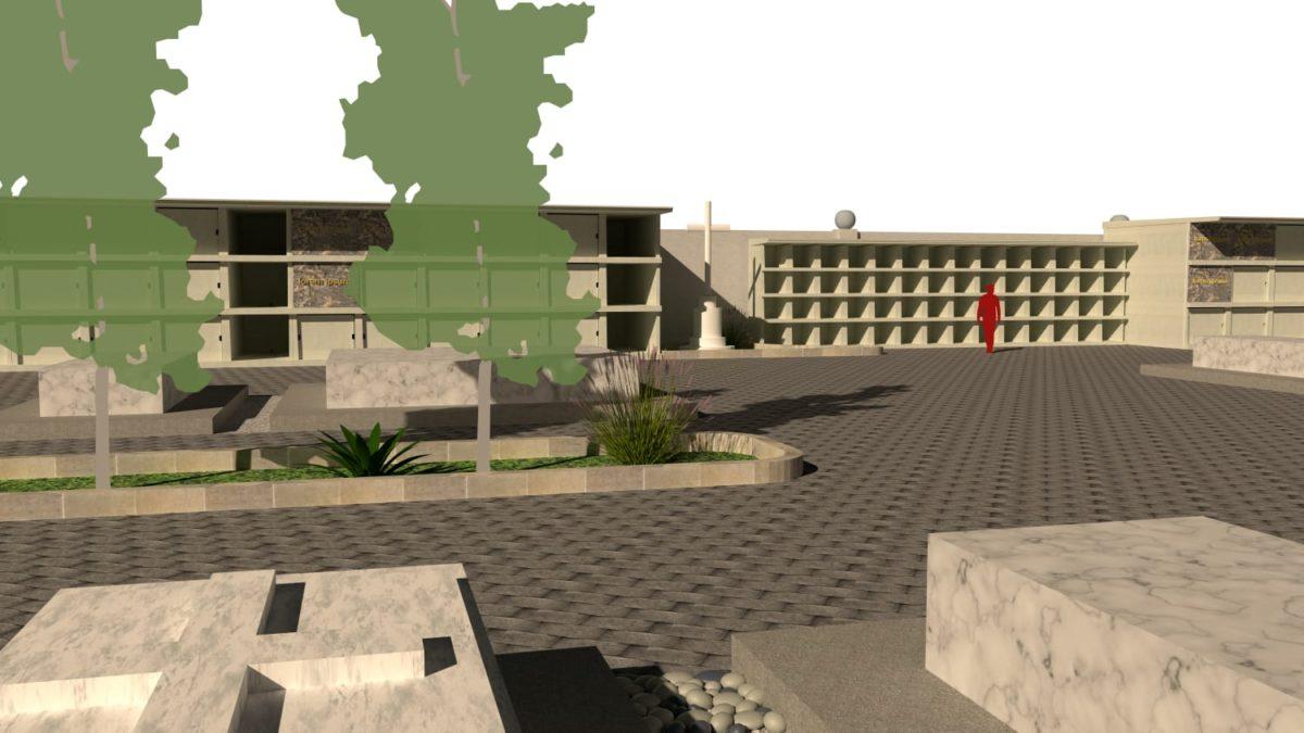 Anguciana ampliará el cementerio en 2019 4
