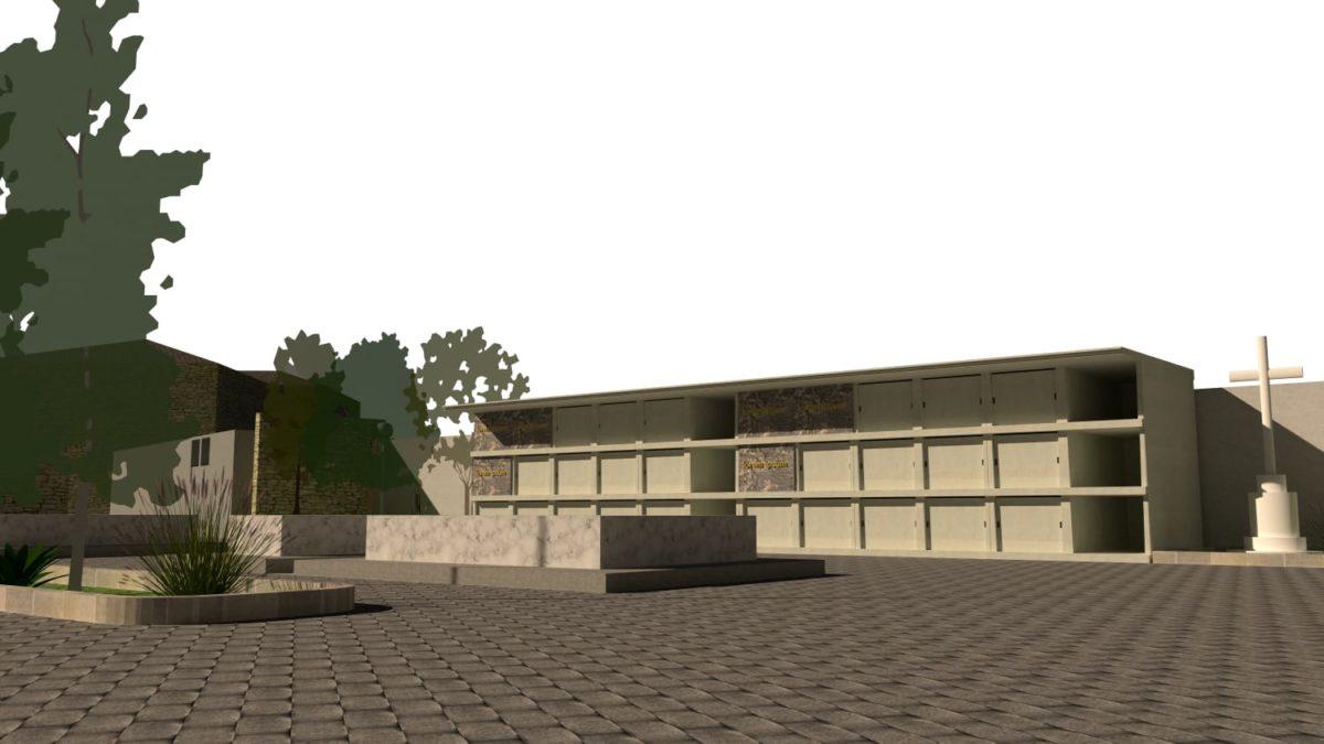 Anguciana ampliará el cementerio en 2019 5