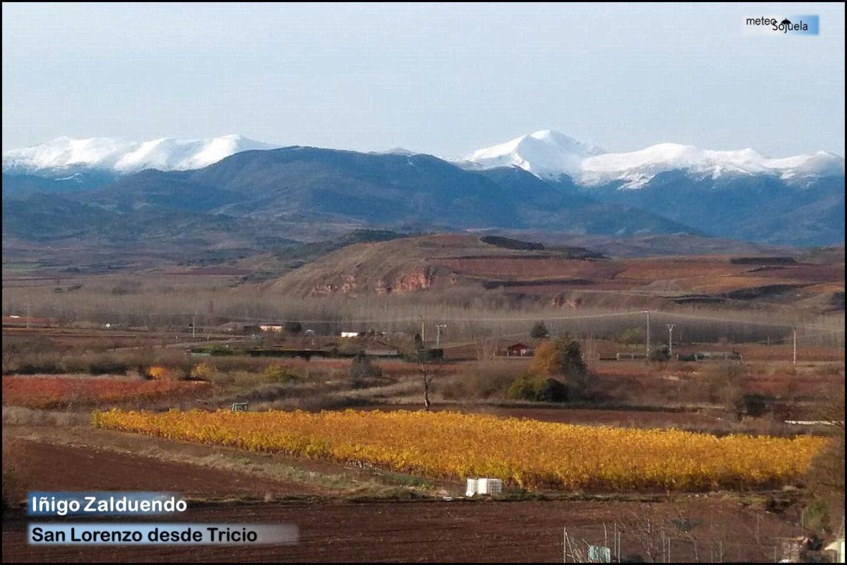 Estampas del otoño en La Rioja Alta: continúa el tiempo estable 4