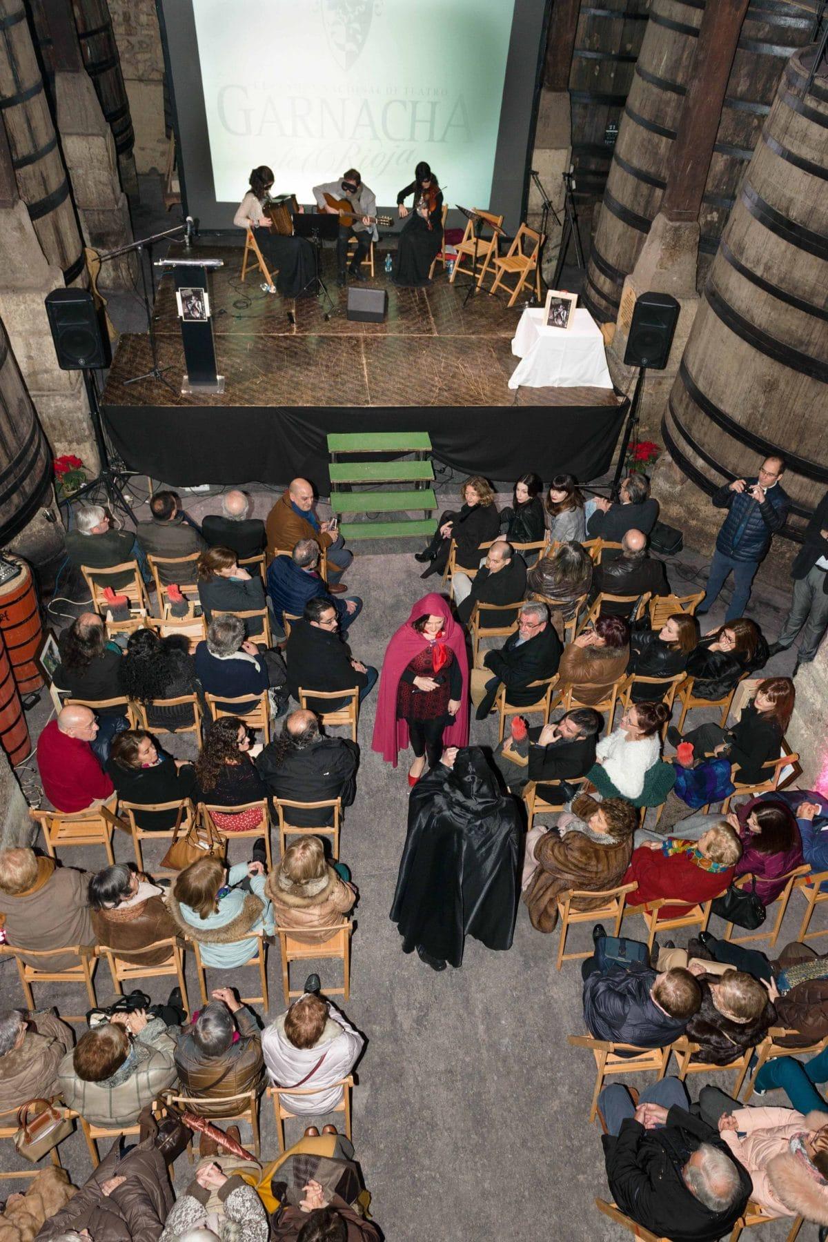 'Duelo a muerte del Marqués de Pickman', gran premio del Garnacha de Rioja 2