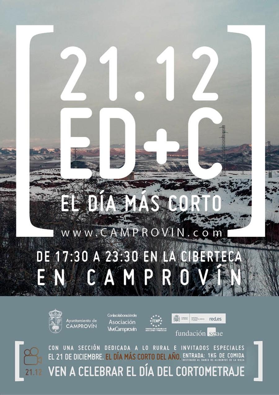 'El día más corto'... y solidario se celebra en Camprovín este viernes 1