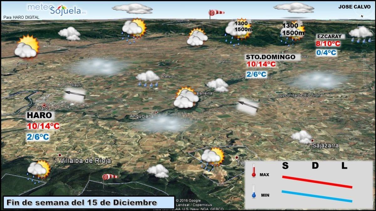El frío llega para quedarse en La Rioja Alta 2