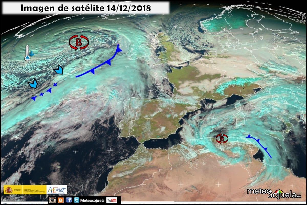 El frío llega para quedarse en La Rioja Alta 3