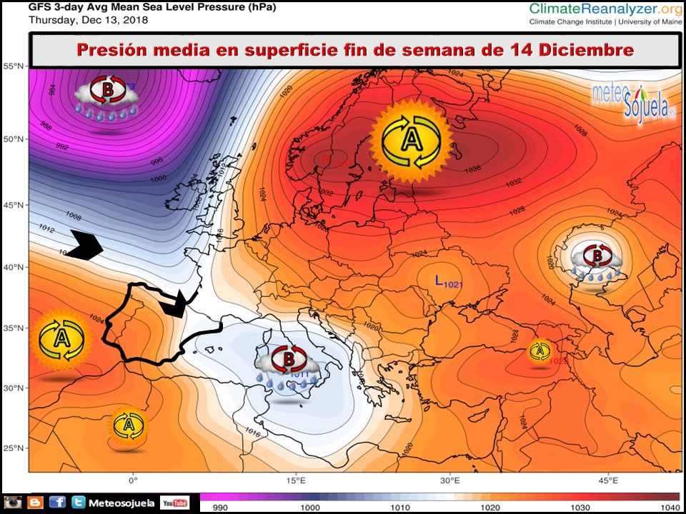 El frío llega para quedarse en La Rioja Alta 4