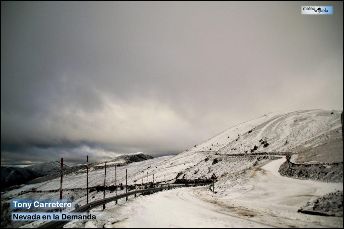 El frío llega para quedarse en La Rioja Alta 8