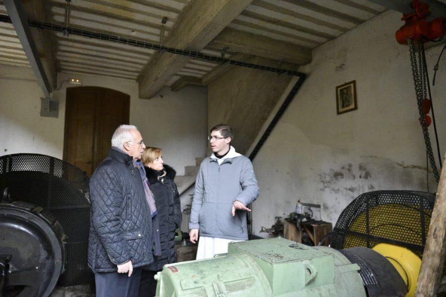 El Gobierno de La Rioja destina 40.000 euros para apoyar al Monasterio de Valvanera 2