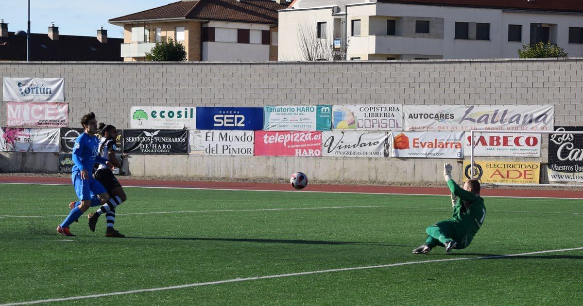 El Haro Deportivo, campeón de invierno 2