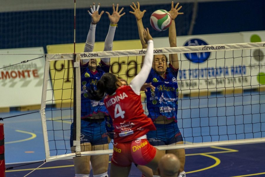 El OSACC Haro gana un partido loco ante el Cajasol 2