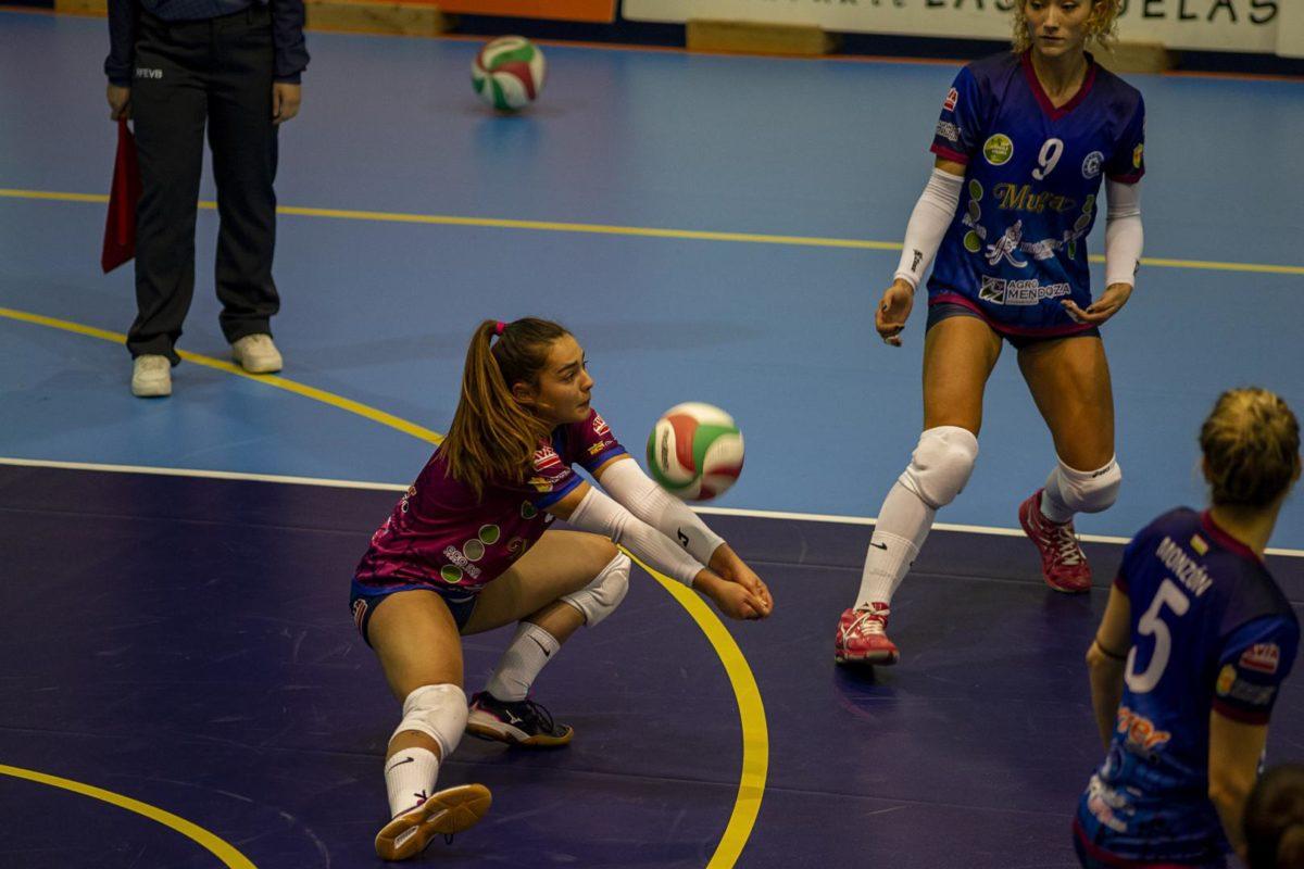 El OSACC Haro gana un partido loco ante el Cajasol 6