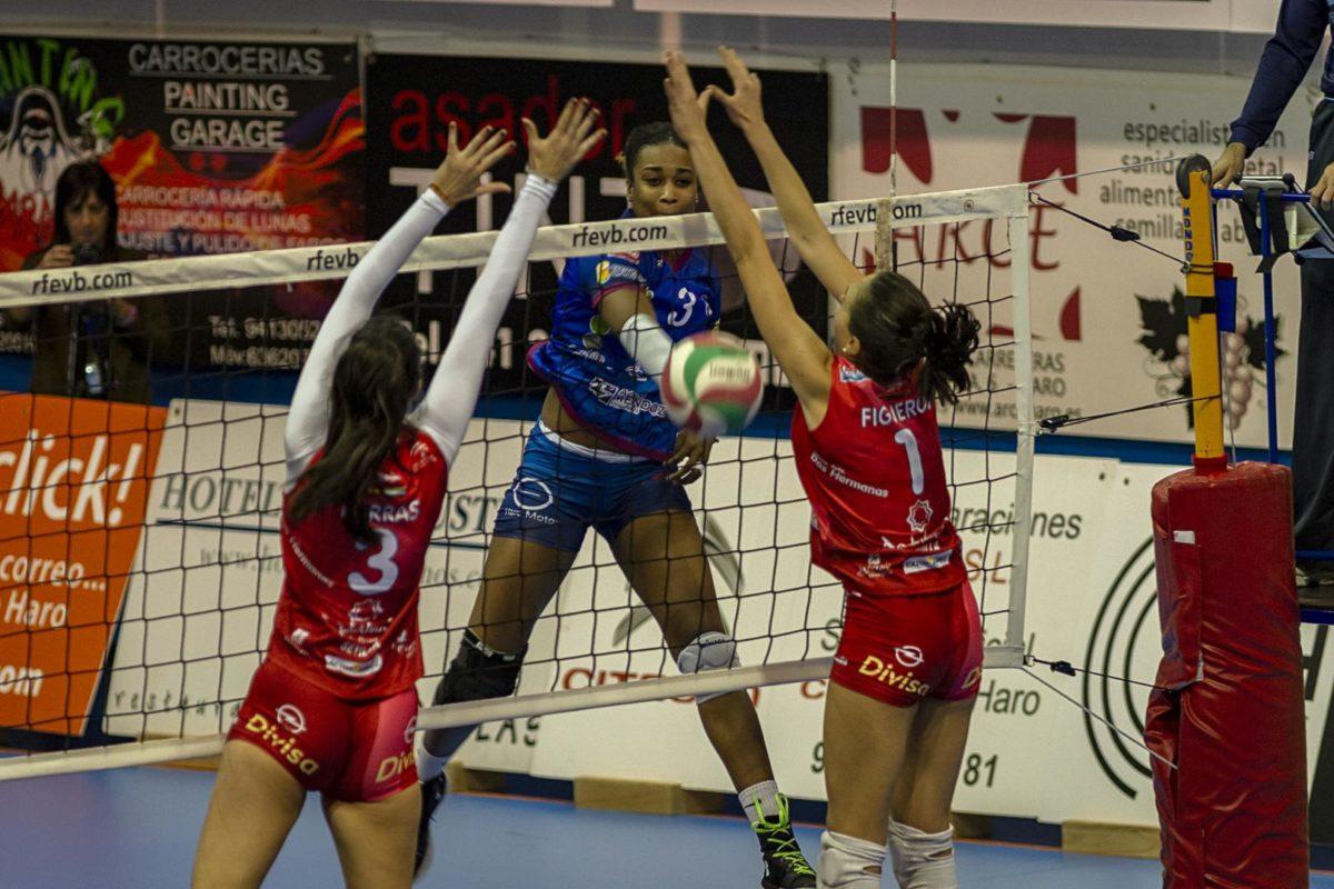 El OSACC Haro gana un partido loco ante el Cajasol 5