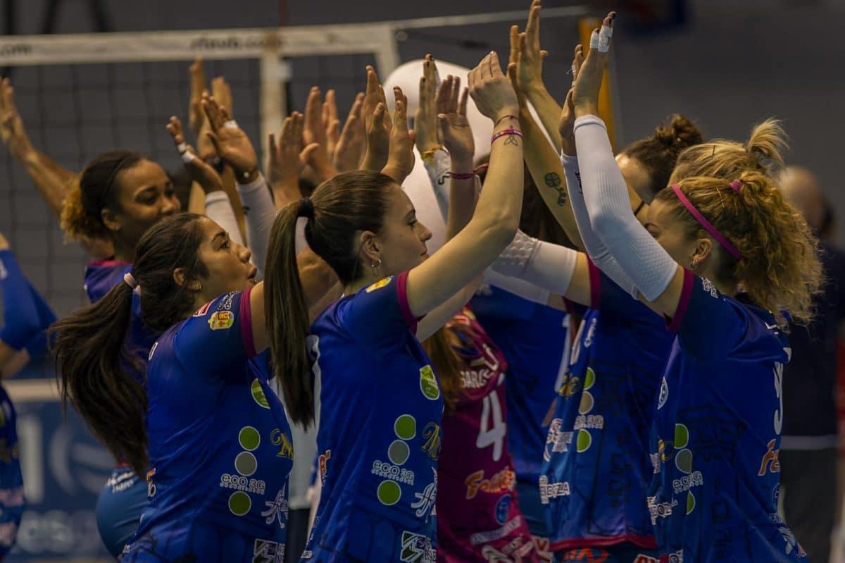 El OSACC Haro gana un partido loco ante el Cajasol 4