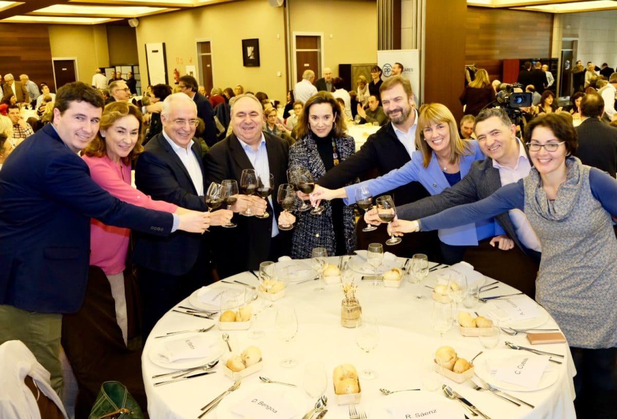 El PP homenajea a los alcaldes que cumplen más de 25 años en sus pueblos 14