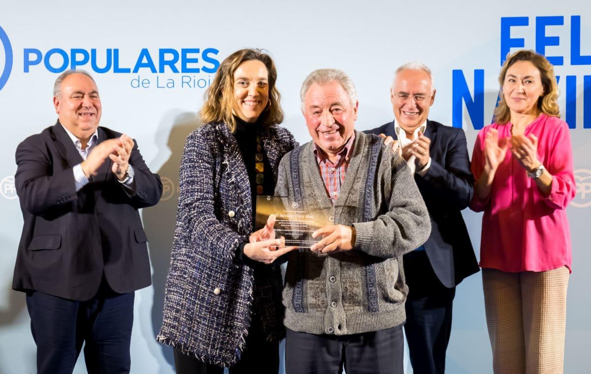 El PP homenajea a los alcaldes que cumplen más de 25 años en sus pueblos 4