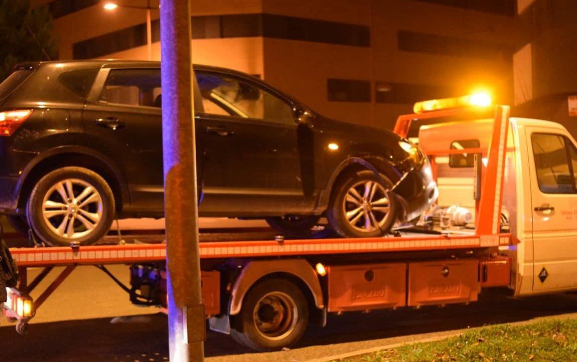 Fallece una persona en una colisión de dos vehículos en Haro 1