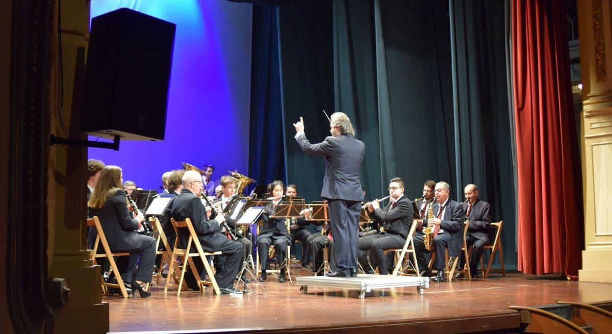 La Banda Municipal de Música de Haro regresa al Bretón 3