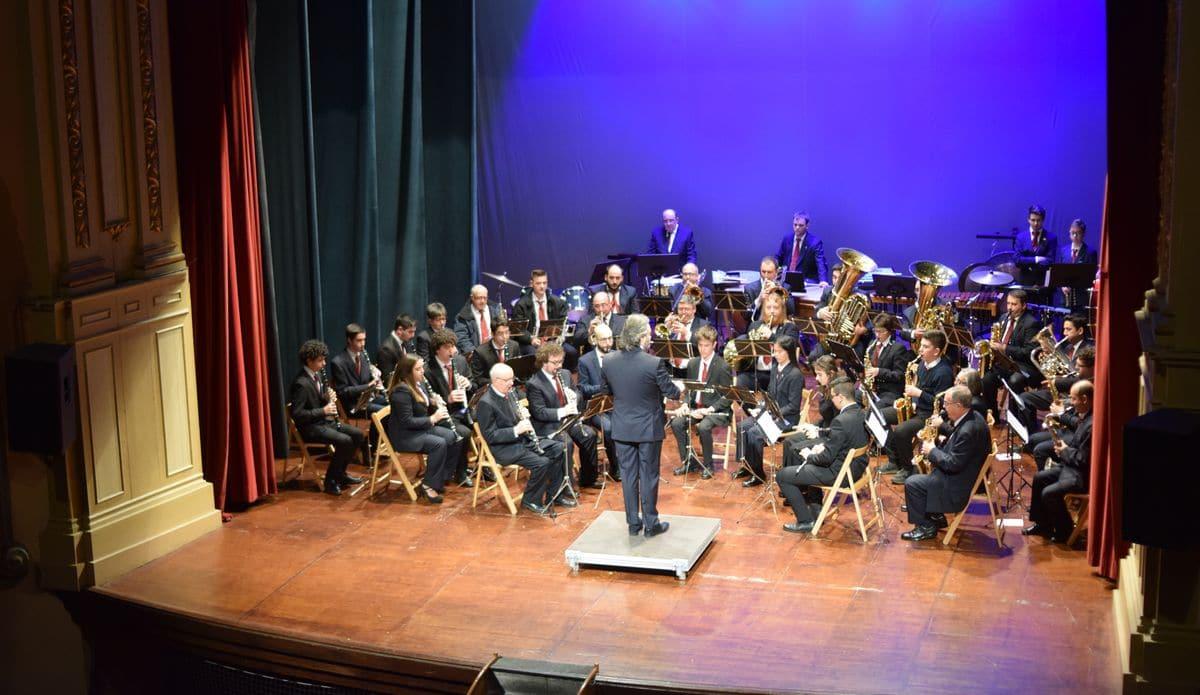 La Banda Municipal de Música de Haro regresa al Bretón 4
