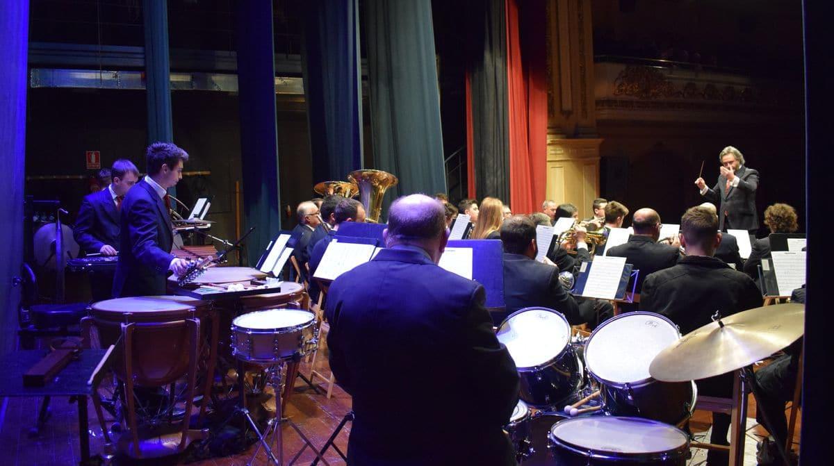La Banda Municipal de Música de Haro regresa al Bretón 5