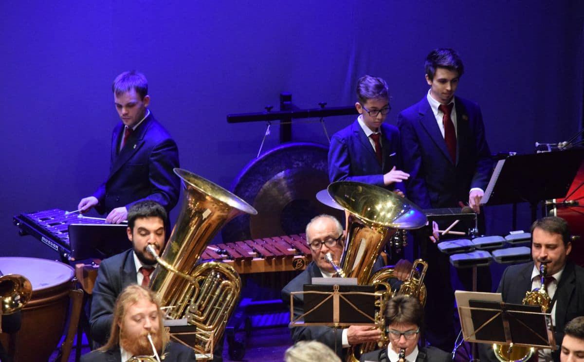 La Banda Municipal de Música de Haro regresa al Bretón 8