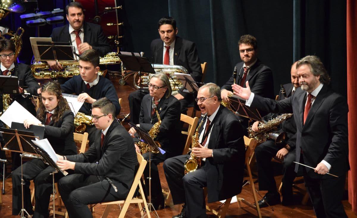 La Banda Municipal de Música de Haro regresa al Bretón 9
