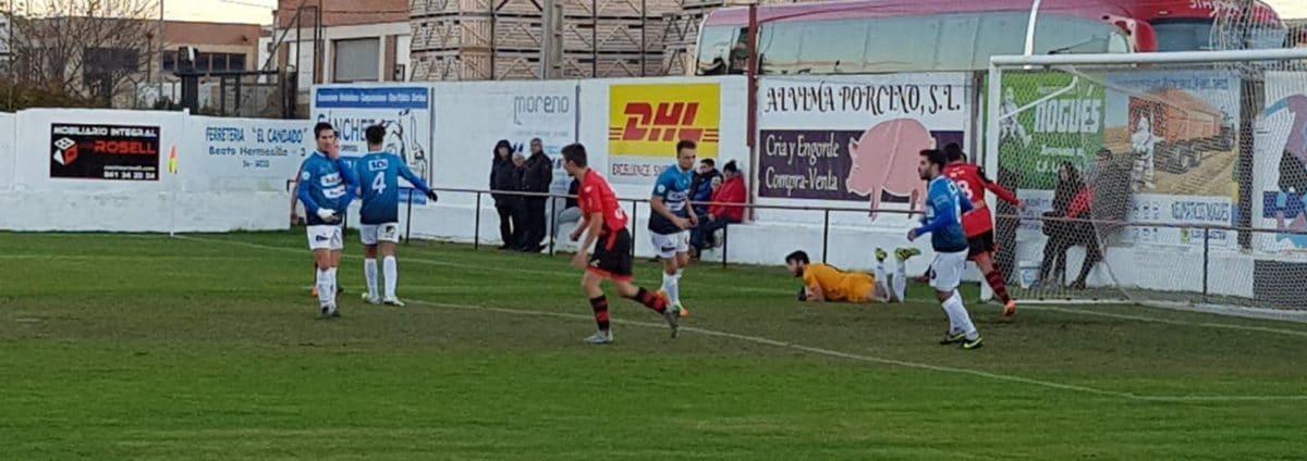 La Calzada cae ante la SDL y el Náxara gana al Alberite en un partido loco 1