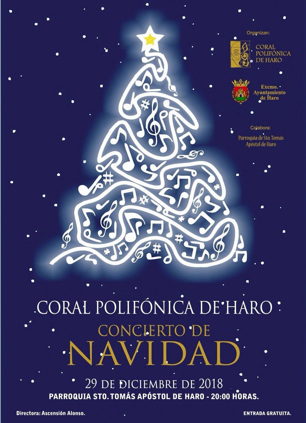 La Navidad de Haro incluye este fin de semana cine, música y una ruta teatralizada 1