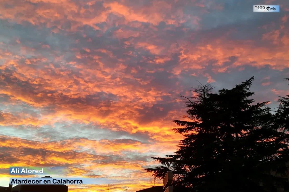 Regresan el frío y las precipitaciones a La Rioja Alta 4