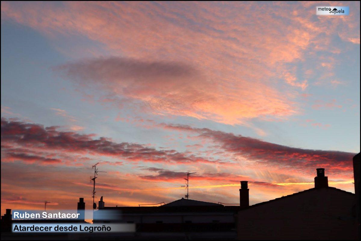 Regresan el frío y las precipitaciones a La Rioja Alta 7