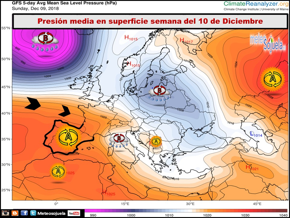Regresan el frío y las precipitaciones a La Rioja Alta 3