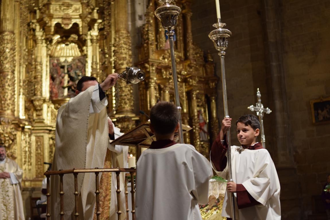 Santo Tomás se vuelve a iluminar por todo lo alto 16