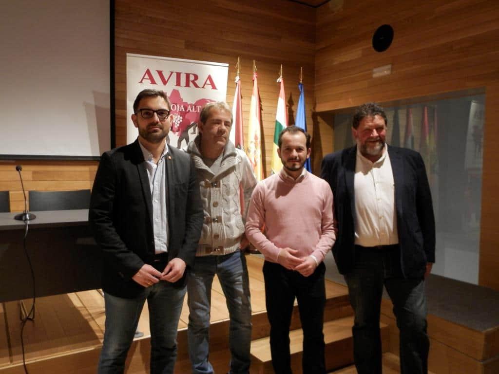 Se cerraron las jornadas de AVIRA con un debate sobre los costes de producción en la viticultura riojana 1